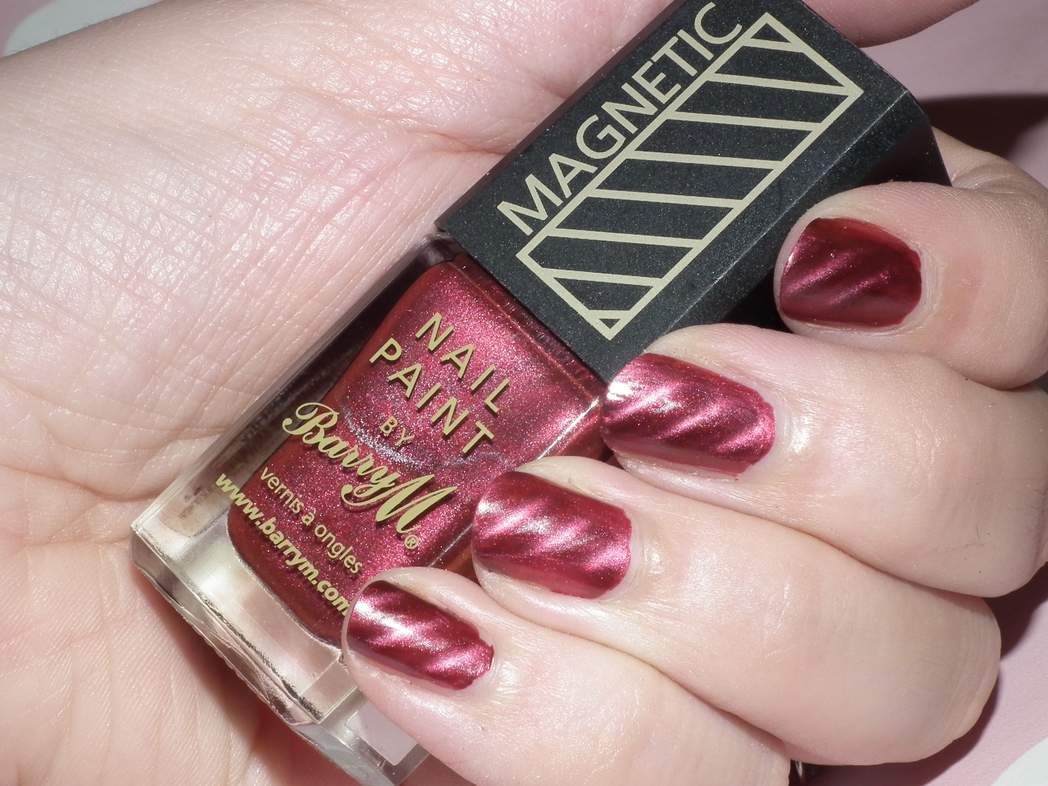 The Polish Looks Great And