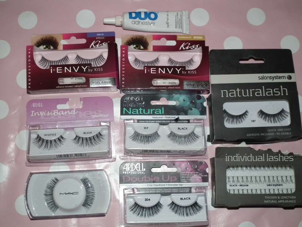 Favouire False Eyelashes