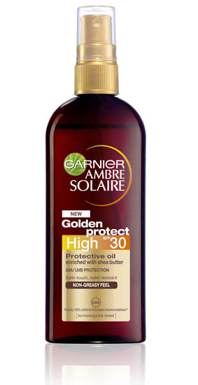 Ambre-Oil-30 Golden Protect
