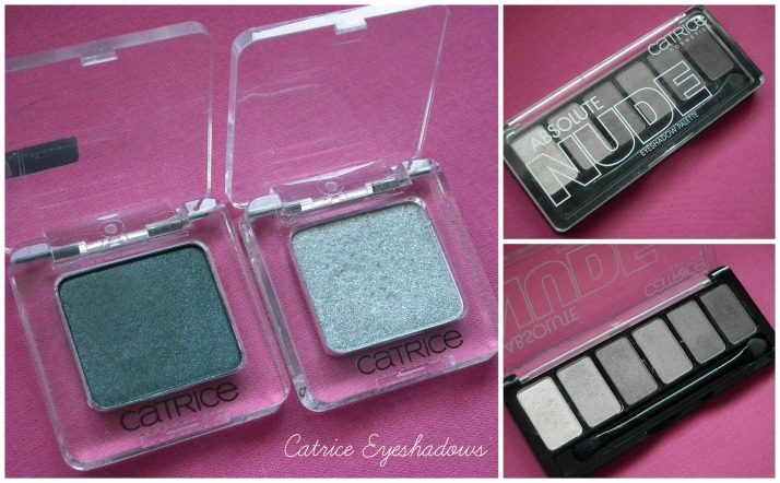 Catrice Eyeshadows