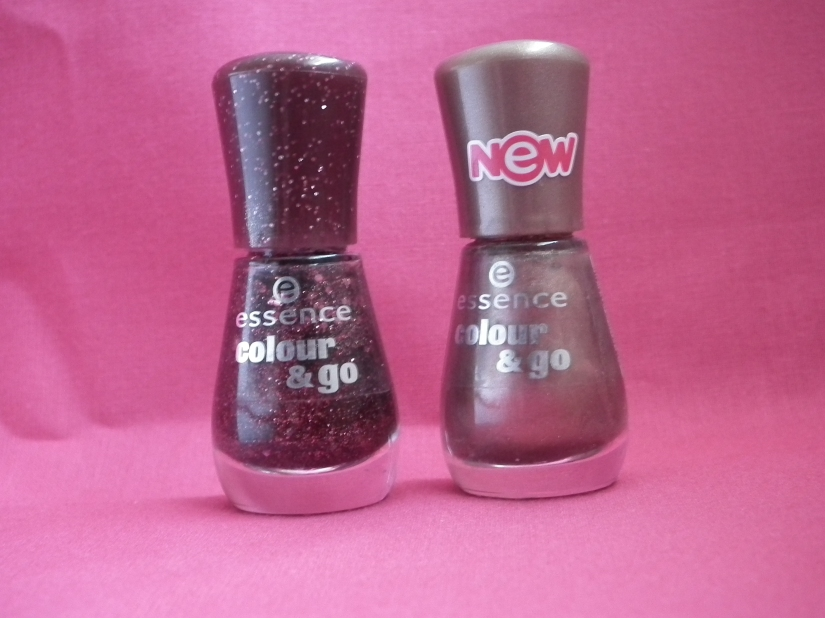Catrice Colour & Go Nail Polish
