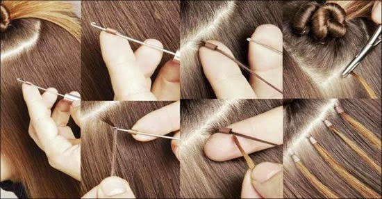 Are micro bead hair extensions good for your hair tape on and are micro bead hair extensions good for your hair 54 pmusecretfo Images