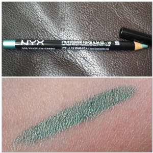 NYX Eye Pencil in Seafoam Green