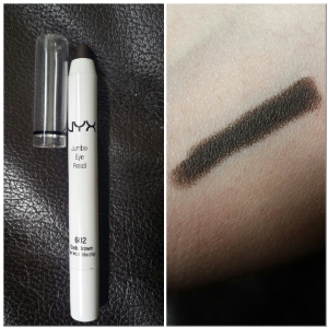 NYX Jumbo Eye Pencil Dark Brown