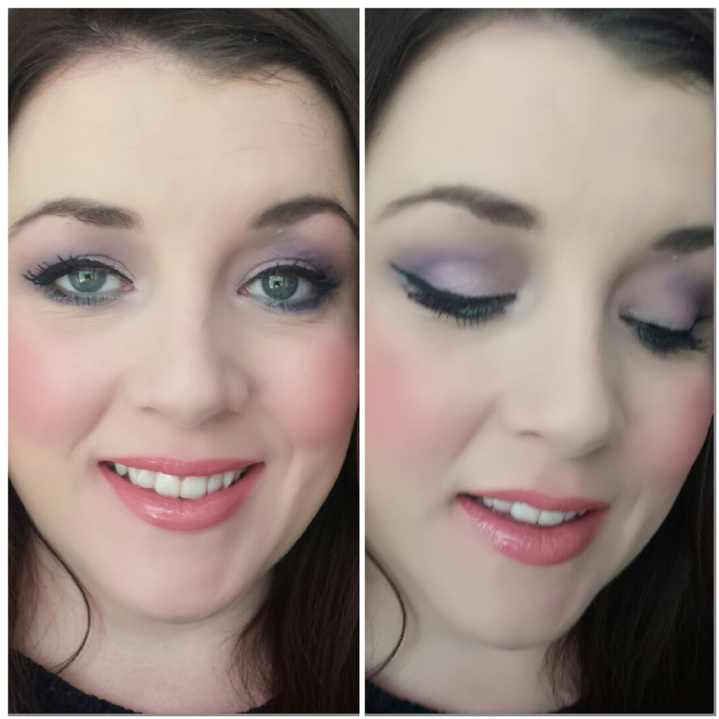 Makeup Look using NYX Products