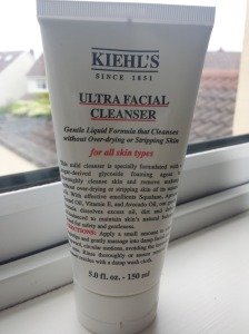 Kiehls Ultra Facial Cleanser
