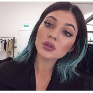 Kylie Jenner's nude lip