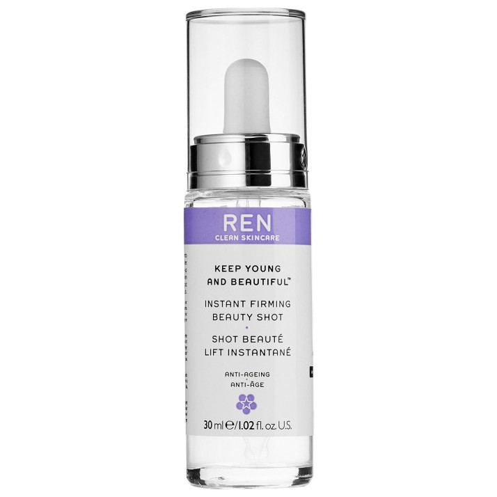 Ren Beauty shot serum